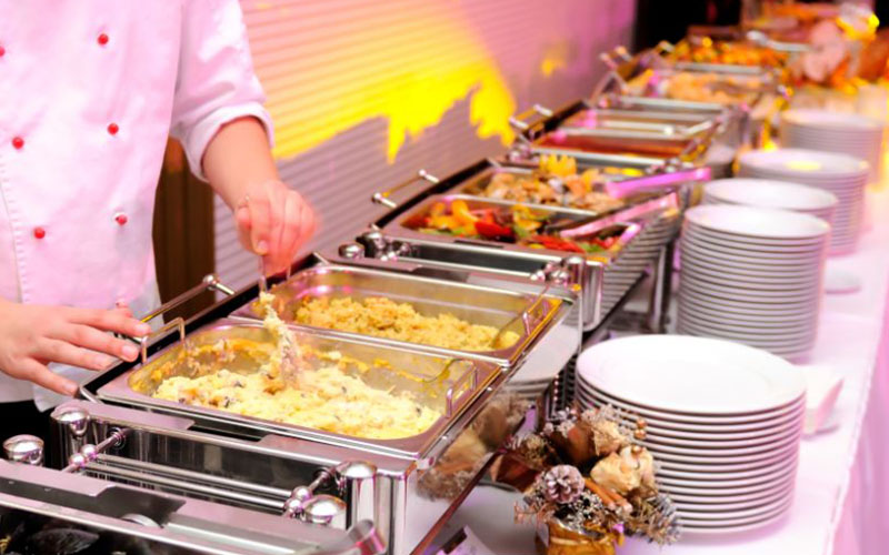 Communie Donders catering